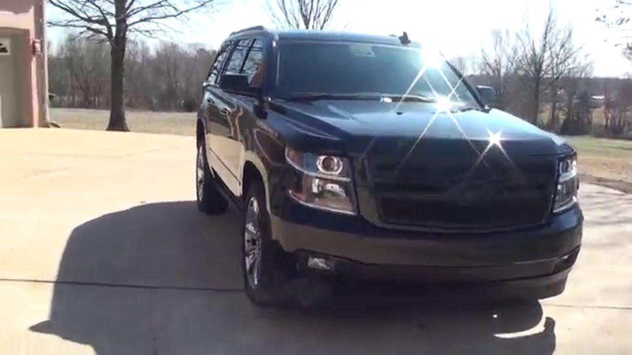 2015 Tahoe Ltz For Sale >> HD VIDEO 2015 CHEVROLET TAHOE LTZ 4WD NAV BLACK LOADED FOR SALE INFO SEE WWW SUNSETMOTORS COM ...