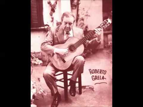 Roberto Grela - La guitarra del Tango (Álbum completo)