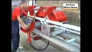Tt-405 Automatic Double Miter Saw.wmv