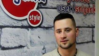 Мужская стрижка. Современный стиль. ✮ Men's Haircut Tutorial