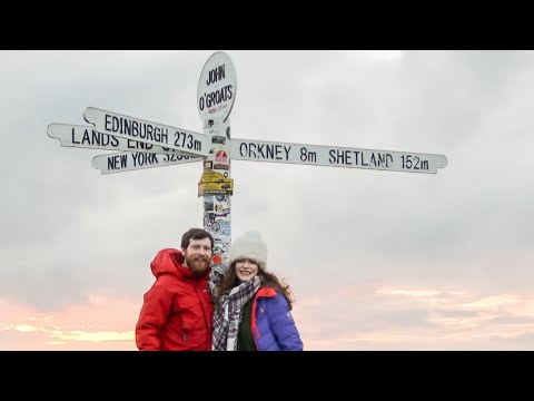TRAVEL VLOG | North Coast 500