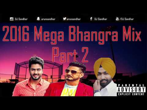 MEGA BHANGRA MIX | PART 2 | BEST...