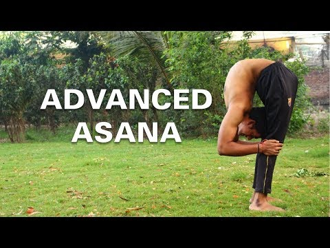 Advanced yogasana | back bend | hip opening | handstand | twisting | vijay gupta
