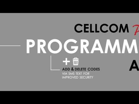 Cellcom Prime Programmer App Features