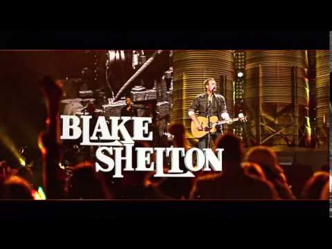 Blake Shelton presented by Gildan