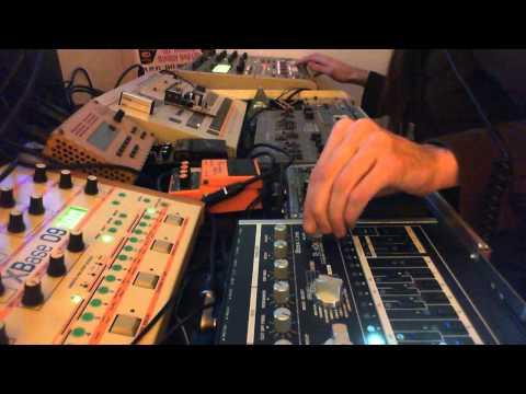 BMOT live set 2 - deep acid techno