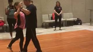 My Bachata Tango workshop with Susi @ Annual Miami Bachateando festival fri 4/5/19 @ Eden Roc hotel
