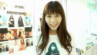 7月27日の妄撮ショップチラッと店長、高橋亜由美さんの終了後の感想コメ...