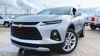 2019 Chevrolet Blazer Leather (3.6L V6) - THE LEGEND IS BACK !!