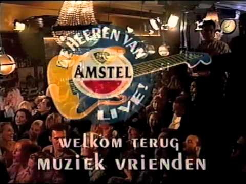 Mark King @ Heeren van Amstel Live 1998 (Lessons In Love, Party Pooper, Bitter Moon)