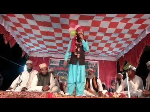 Idrees Raza kalpi sarif 2017 best .indian naat