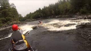 Whitewater Canoeing Blooper Reel
