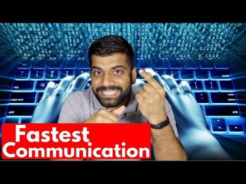Fibre Optics - Fastest Communication Network | Backbone of Internet