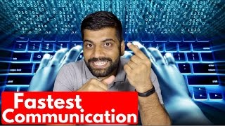 Fibre Optics - Fastest Communication Network | Backbone of Internet