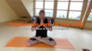 Yogalektion vom 10. Mai 2020