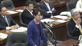 5/19共謀罪!まもなく採決へ 山尾志桜里が質疑中 衆院・法務委員会.