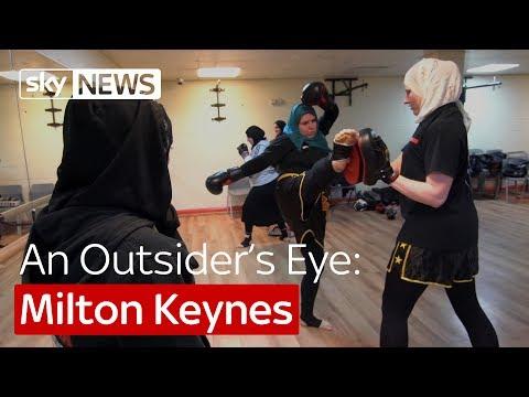An Outsider's Eye: Milton Keynes