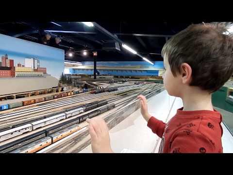 Model Train Depot 2014