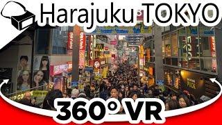 Harajuku - TOKYO // 360° VR