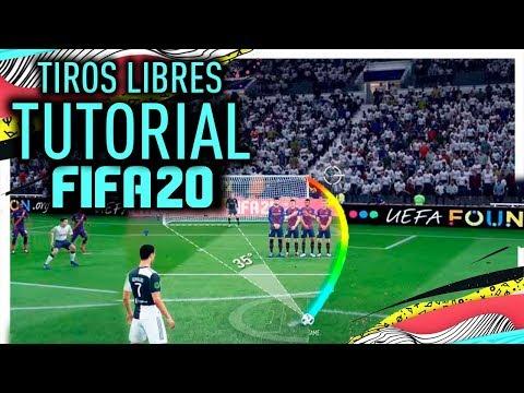 FIFA 20   TUTORIAL   TODOS LOS TIROS LIBRES   EXPLICANDO EL NUEVO SISTEMA