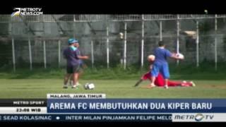 Arema FC Berburu Penjaga Gawang Baru Usai Wafatnya Achmad Kurniawan