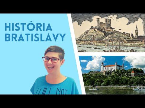 História Bratislavy - History of Bratislava in Easy Slovak (Part 1)
