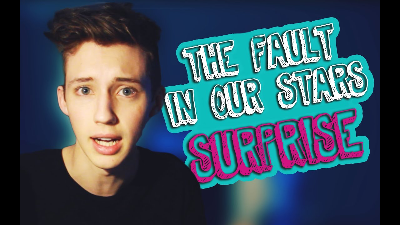 THE FAULT IN OUR STARS SURPRISE - YouTube