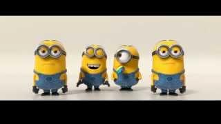 Despicable Me 2 Teaser Trailer