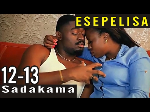 Sadakama 10-11 - Groupe Cinarc avec Marie Misamu - Caleb Tukebana - Theatre Esepelisa