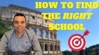 Teaching English in Italy:  Tips to find the right school for you!