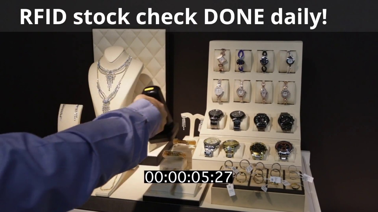stock counting