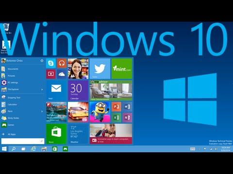 Windows 10 скачать РУССКАЯ ВЕРСИЯ