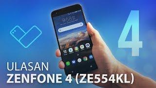 Ulasan: ASUS ZenFone 4 (ZE554KL)