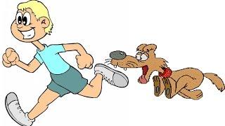 Что делать, если во время бега напала собака ?(Вы совершаете пробежку по парку или бегаете по окрестностям своего района , и, вдруг, на вас нападает незнак..., 2015-03-29T08:39:56.000Z)