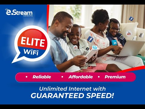 EliteWifi- Unlimited Internet in Lagos