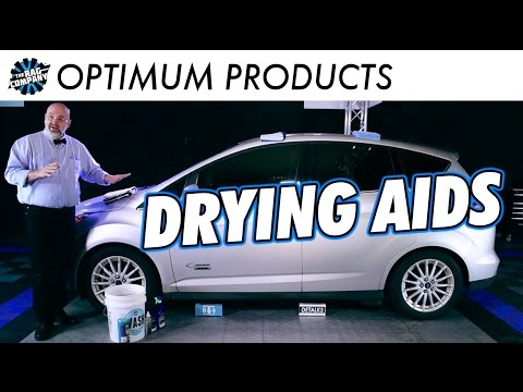 The Most Efficient Drying Techniques | OPTIMUM PRODUCTS