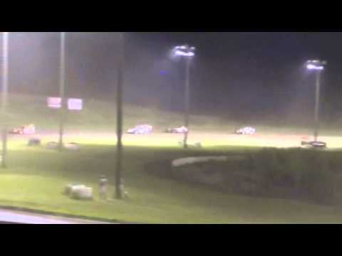 Mineral City Speedway Clint Luellen Sportmod Feature June 3, 2011