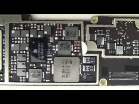 iPad 4 TearDown Disassembly Reassembly Repair (HD) iPad with Retina display