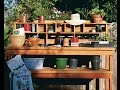 15 Potting Bench Plans To Make Gardening Work Easy