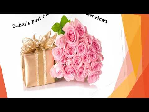 Flowers & Gifts Online Delivery In Dubai