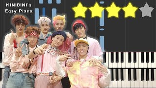 #nct_127 #paradise ★ x 2 easier version : https://youtu.be/k0trs1aade0 welcome to the minibini's easy piano ♪ please subscribe + like ♡ & reply what you want...