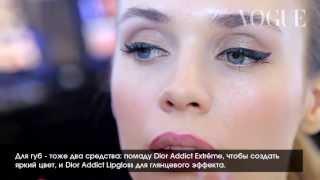 Красивый летний макияж: видеоурок от визажиста Dior