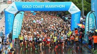 2019 Gold Coast Marathon Highlights