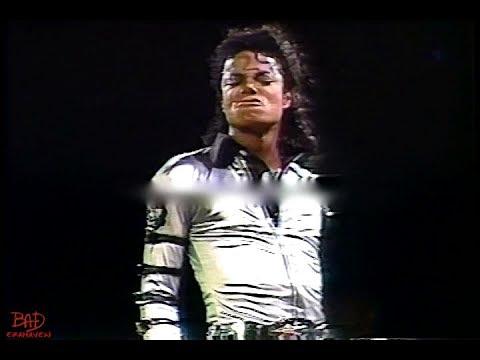 Michael Jackson Bad Tour Rome 1988 - 16'11'' *Logo Removed ...