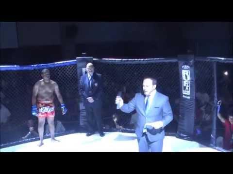 Jarred Gordon vs. Jose Castanon Cage Rage on the River 9