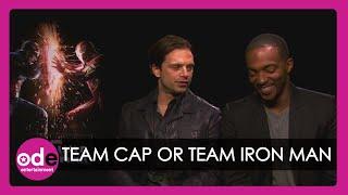 Captain America: Civil War cast: Who's better? Team Cap or Team Iron Man?