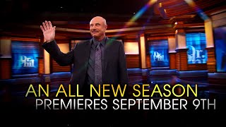 Watch A Preview Of The All-New Season Of 'Dr. Phil'!
