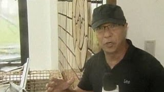 WATCH  Storm surge destroys Tacloban City vice mayor