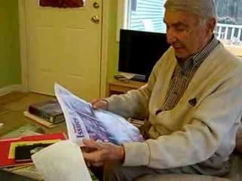 Easton doctor recalls surviving Cocoanut Grove fire