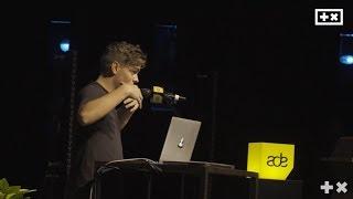 Full Martin Garrix makes a new Track!   ADE Masterclass 2017